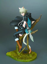 Lamento: Beyond the Void Konoe PVC Figure with CD