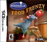 Ratatouille: Food Frenzy