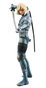 Metal Gear Solid 2 Raiden Ultra Detail Action Figure