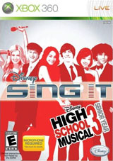 Sing It High School Musical 3 Senior Year (Game Only)