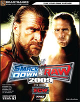 WWE SmackDown vs. Raw 2009 Signature Series Guide