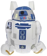 Star Wars R2-D2 Back Buddy