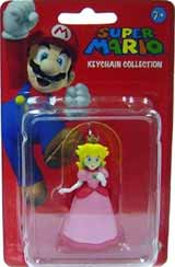 Super Mario Keychain Collection Peach