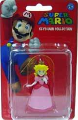 Super Mario Keychain Collection Peach