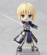 Fate/Stay Night: Saber Cu-Poche Figure