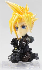 Final Fantasy Trading Arts Kai Mini Cloud Figure (FFVII Version)