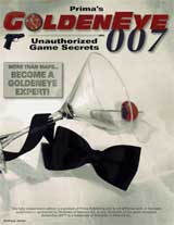 GoldenEye 007: Unauthorized Game Secrets