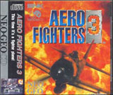 Aero Fighters 3 Neo Geo CD