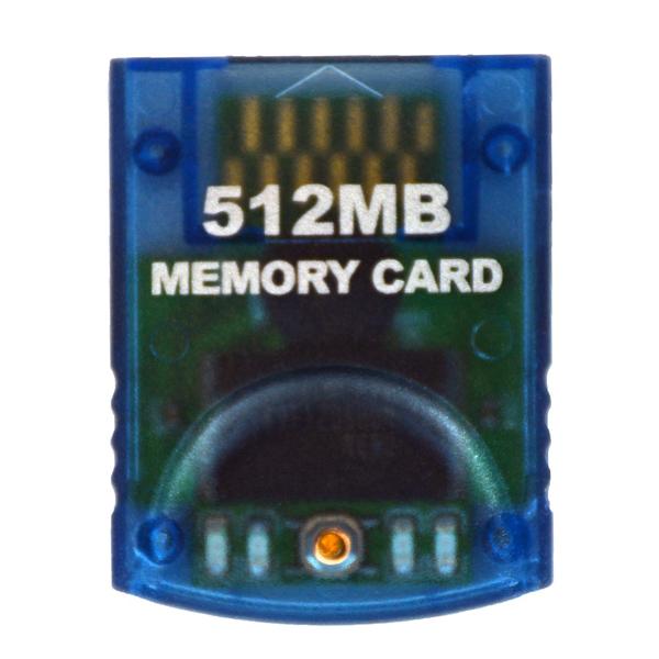 GameCube 512MB Memory Card