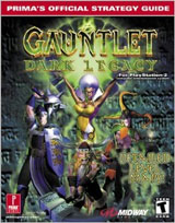Gauntlet: Dark Legacy Official Strategy Guide