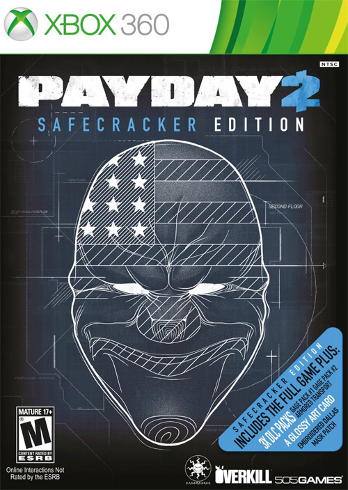 Payday 2 Safecracker Edition