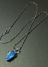 Final Fantasy X-2: Blue Stone Necklace