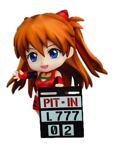 Evangelion Shikinami Asuka Nendoroid Racing Ver 2