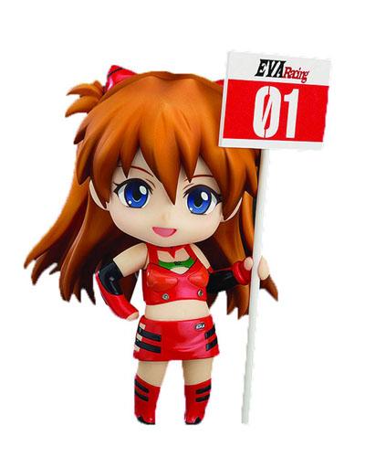 Evangelion Shikinami Asuka Nendoroid Racing Ver