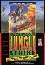 Jungle Strike: Sequel To Desert Strike