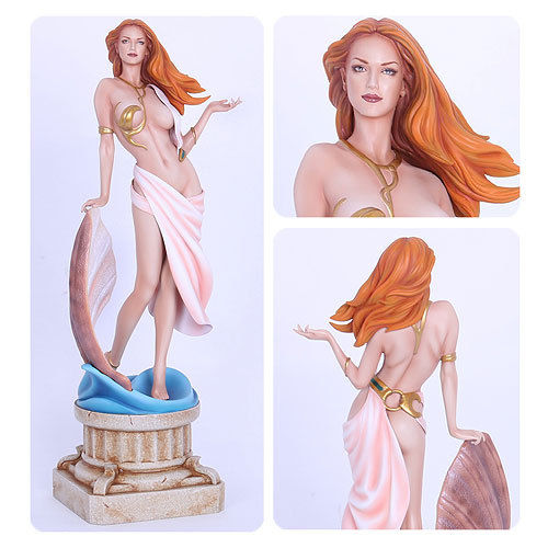 Fantasy Figure Gallary Greek Myth Aphrodite 1/6 Scale Resin Statue