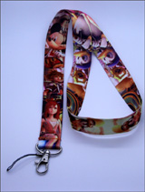 Kingdom Hearts II Lanyard