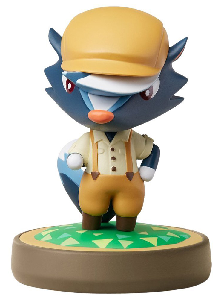 amiibo Kicks Animal Crossing
