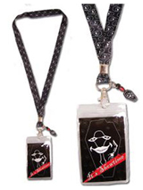 Sword Art Online Laughing Coffin Lanyard with Charm