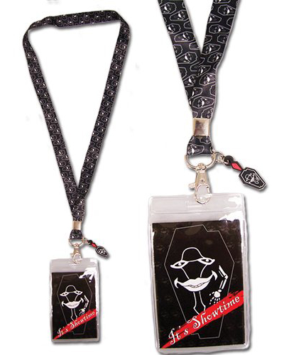 Sword Art Online Laughing Coffin Lanyard