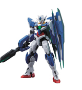 Gundam 00 Quanta 1/144 Scale Model Kit