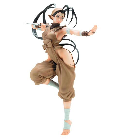 Street Fighter Ibuki 1/7 Scale Bishoujo Statue