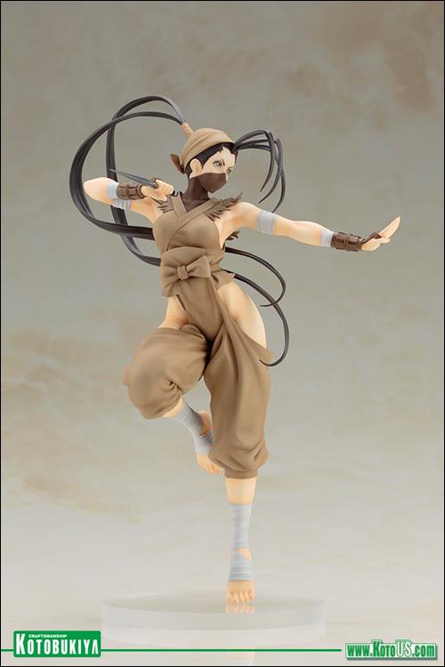 Street Fighter Ibuki Bishoujo Statue 2