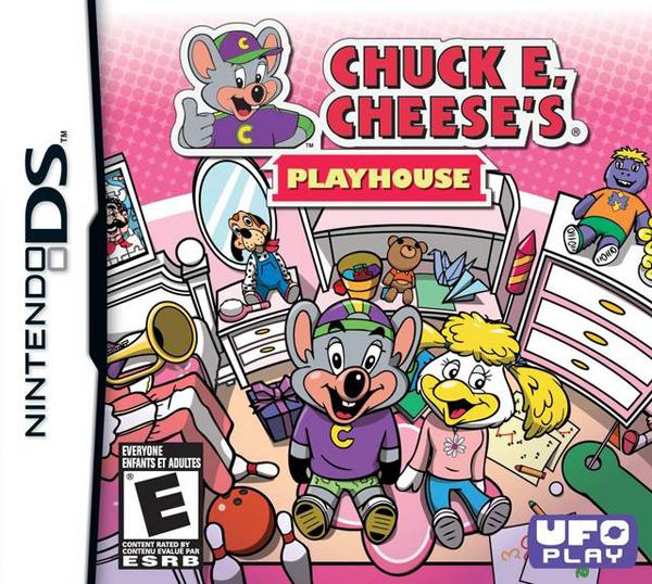 Chuck E. Cheese's Playhouse