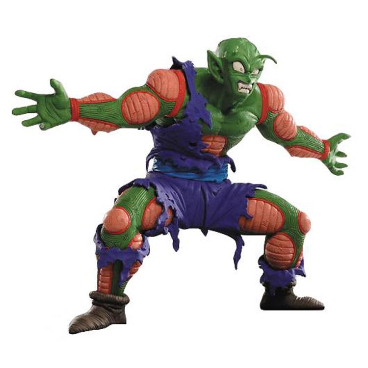 Dragon Ball Z SCultures Big Budokai Piccolo 5 Inch Figure