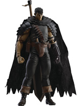 Berserk Guts the Black Swordsman Figma Action Figure Repaint Edition