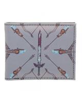 Legend of Zelda Breath of the Wild Sword/Arrow Bi-Fold Wallet