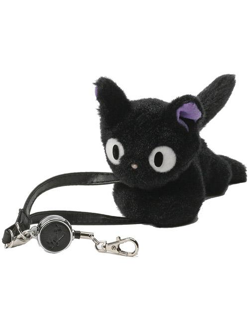 Kiki's Delivery Service: Jiji 4 inch Plush Key Holder