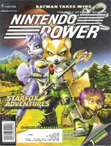 Nintendo Power Volume 161 Star Fox Adventures