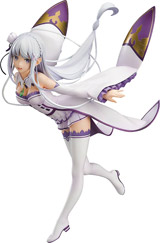 RE Zero: Starting Life in Another World Emilia 1/7 PVC Figure