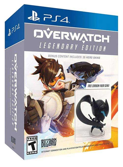 Overwatch: Legendary Edition Holiday Bundle