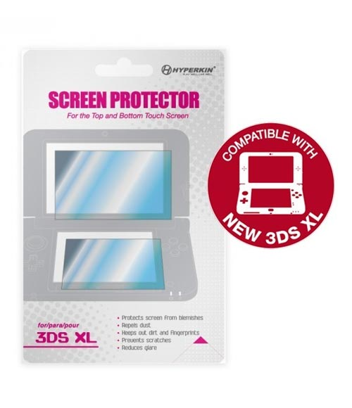 3DS XL & New 3DS XL Screen Protector