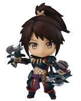 Monster Hunter World: Female Nargacuga Alpha Armor Nendoroid Deluxe