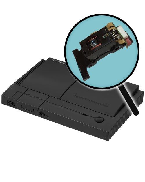Turbo Duo Repairs: Laser Pickup Replacement Service