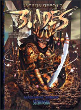 Intron Depot 2: Blades by Masamune Shirow