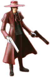 Hellsing Arucard Action Figure