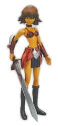 .Hack Lovable Collection Mimiru Action Figure