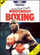 Buster Douglas Boxing