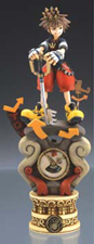 Kingdom Hearts Formation Arts Figures (Set of 3)