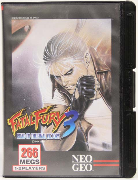 Fatal Fury 3: Road to the Final Victory Neo Geo AES