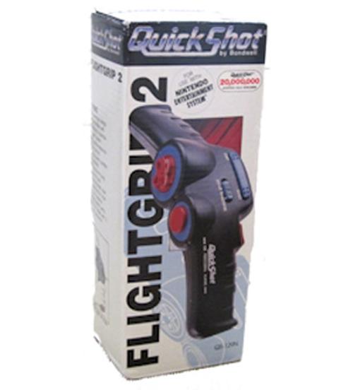 Nintendo QuickShot Flightgrip 2 QS129-N