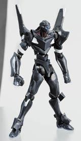Neon Genesis Evangelion EVA UNIT-03 Revoltech Action Figure