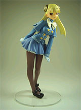Capcom Fighting Evolution: Ingrid PVC Statue