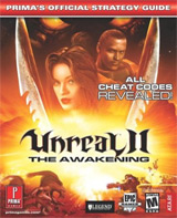 Unreal II: The Awakening Official Strategy Guide