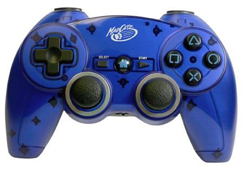 PS3 Wireless Controller by MadCatz