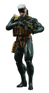 Metal Gear Solid 4 Snake Ultra Detail Action Figure